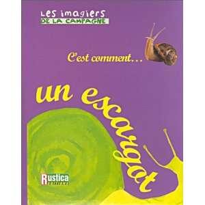 est comment un escargot: .fr: Elisabeth Pegeon, Céline