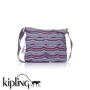 Kipling Bags   Kipling Alvar If Hand Bag   Stripy