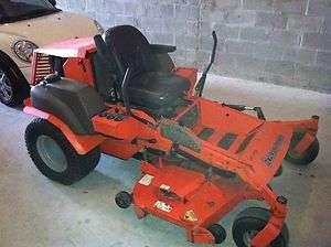 Husqvarna Z6184D Commerical 34HP Turbo Riding Lawn Mower BIG BOY TOY