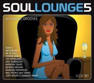 Various Artists   Soul Lounge Vol.5 review   Experts & users reviews
