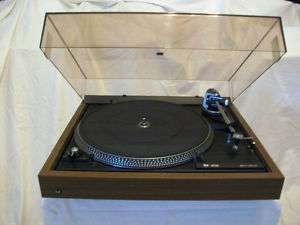 Dual CS 506 Turntable with org. instruction booklet