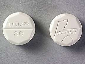 Picture LASIX 80MG TABLETS | Drug Information | Pharmacy | Walgreens