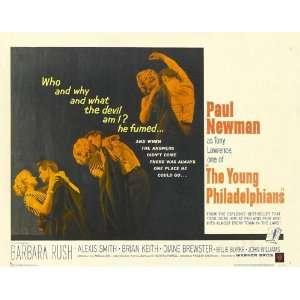Paul Newman)(Barbara Rush)(Alexis Smith)(Brian Keith)(Diane Brewster