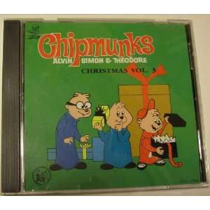 Alvin and the Chipmunks Christmas vol. 3: Chipmunks, Alvin: Music