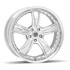 American Racing RAZOR 17 Wheels 69877545 Automotive
