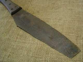 Vintage Corn Knife Antique Farm Tool Old ScytheTools