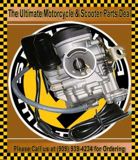 stroke scooter moped Keihin 50CC GY6 CV Carburetor