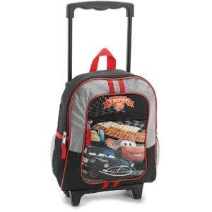 Disney   Kids Cars 2 Rolling Backpack Bags