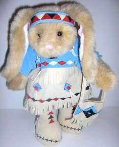 Build a Bear Native American Girl Indian Clothing Lot