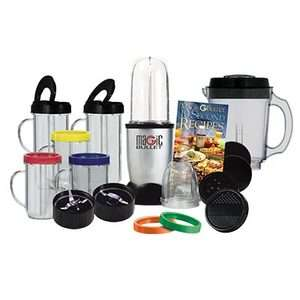 Magic Bullet 25 piece Blender Set MBR 2501