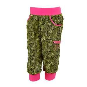 Zumba Glow Cargo Capri Pants   Camo
