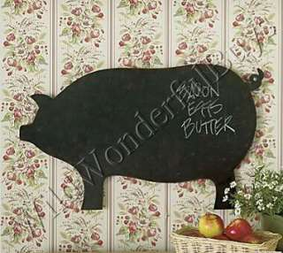 French Pig Kitchen Decor