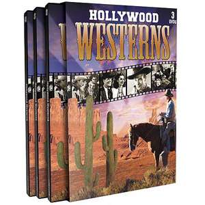 Hollywood Westerns (Full Frame): Movies
