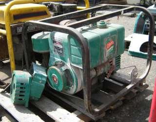 Coleman Powermate Generator SAE J607