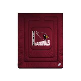 Arizona Cardinals Comforter   Full/ Queen.Opens in a new window