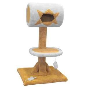Maj Pet 010MAJ 40TP 40 in. Kitty Cat Tunnel Perch
