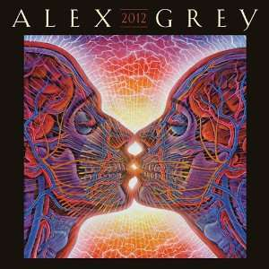 ALEX GREY Wall Calendar 2012: Kitchen & Dining