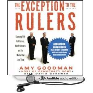 Love Them (Audible Audio Edition) Amy Goodman, David Goodman Books