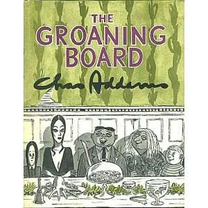 Groaning Board: Charles Addams: Books