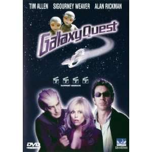 Galaxy Quest (1999) 27 x 40 Movie Poster Swedish Style A