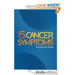 Symptoms You Shouldnt Ignore: Jessica Lynn:  Kindle Store