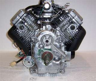 Kawasaki Vertical 22 HP ES Engine 1x3 5/32 #FR651 S51