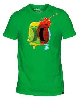 Mens Hurley Tints Tee Shirt Celtic Green Multiple Sizes NWT