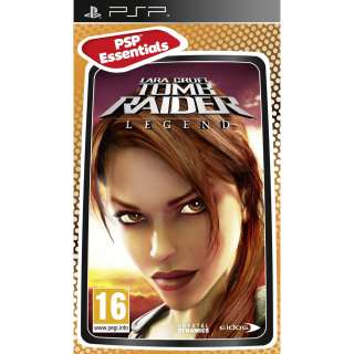 PSP Lara Croft Tomb Raider Legend *NEW & SEALED GAME*