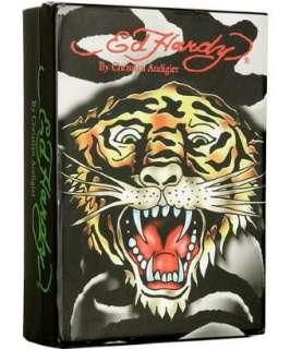 Ed Hardy black Tiger Camo hip briefs