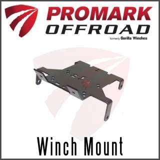 ATV Winch Mounting Plate Honda Foreman Rubicon 500 TK