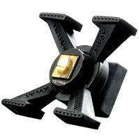 Tetrax FIXWAY Magnetic Car Dash Mount for Apple iPhone 3G 3GS 4 4S