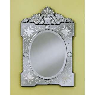 Venetian Gems Gemma Medium Wall Mirror Decor
