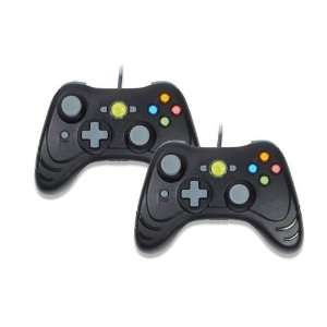 Wired Controller with Rapid Fire for Microsoft Xbox 360 by Modern Tech