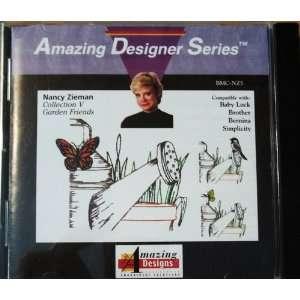 com Garden Friends Nancy Zieman Collection V Arts, Crafts & Sewing