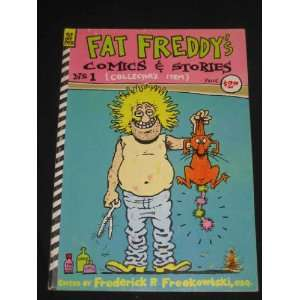 Fat Freddys Comics and Stories #1 (Furry Freak Brothers