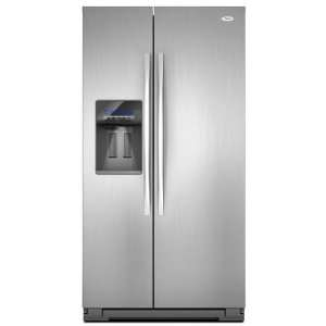 Whirlpool 26 cu. ft. ENERGY STAR Qualified Side by Side Refrigerator
